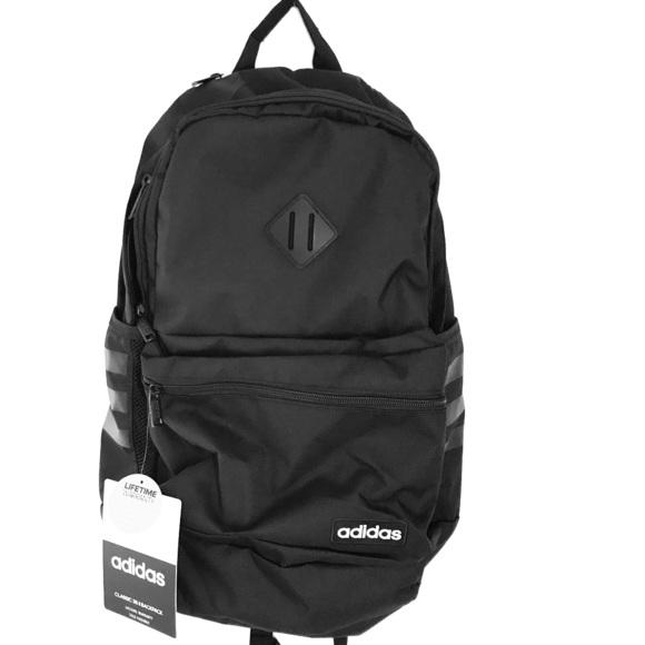 abaeb1605ec0 Adidas Classic 3S II Backpack